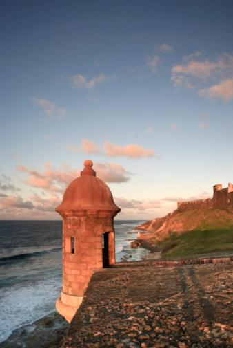 UNESCO「Usa, Puerto Rico, Fuerte San Cristobal」:スマホ壁紙(4)