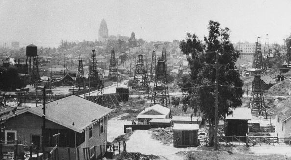 Oil Industry「Californian Oilfield」:写真・画像(15)[壁紙.com]