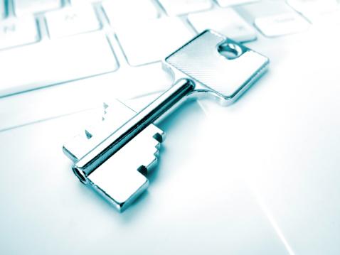 Password「Security key on laptop」:スマホ壁紙(14)