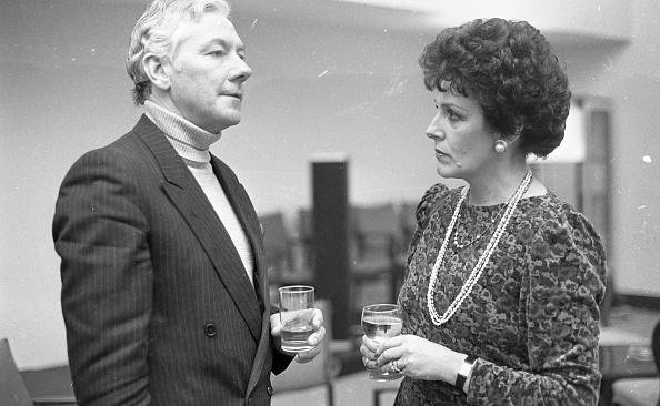 City Life「Gay Byrne and Bernadette Greevy at the National Concert Hall 1986」:写真・画像(11)[壁紙.com]