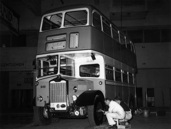 Earls Court「Night Bus」:写真・画像(17)[壁紙.com]