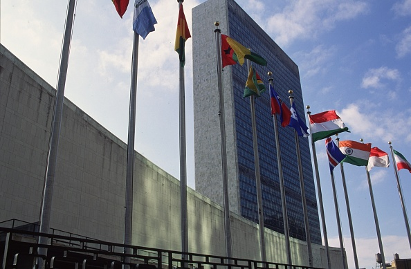 United Nations Building「UN Headquarters」:写真・画像(10)[壁紙.com]