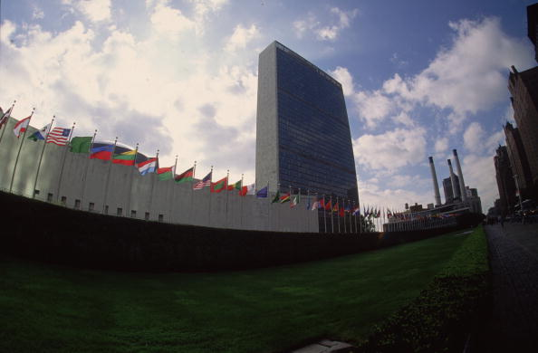 United Nations Building「UN Building」:写真・画像(8)[壁紙.com]