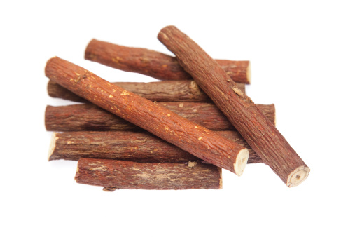 Licorice Root「Licorice root, isolated」:スマホ壁紙(9)