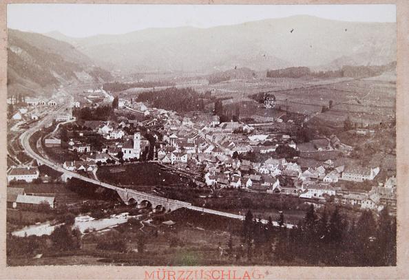 1880-1889「View Of Mürzzuschlag」:写真・画像(8)[壁紙.com]