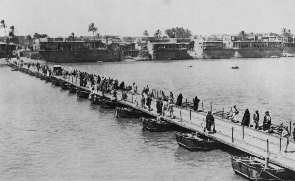 Baghdad「Kotah Bridge, Iraq」:写真・画像(12)[壁紙.com]