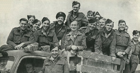 Air Force「Sidi Barrani: RAF Ground Crews」:写真・画像(19)[壁紙.com]