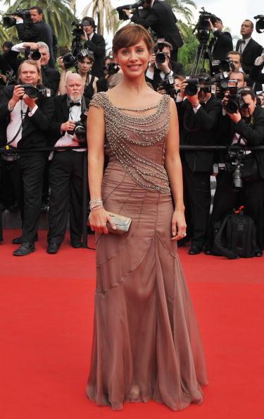 ナタリー インブルーリア「Robin Hood - Premiere  - 63rd Cannes Film Festival」:写真・画像(17)[壁紙.com]