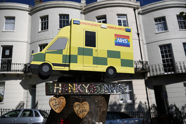 Gratitude「UK In Sixth Week Of Coronavirus Lockdown」:写真・画像(3)[壁紙.com]