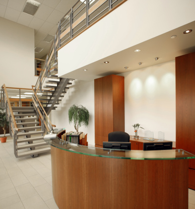 Hotel Reception「office front desk」:スマホ壁紙(14)
