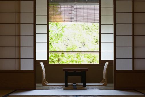 日本文化「日本の宿」:スマホ壁紙(18)