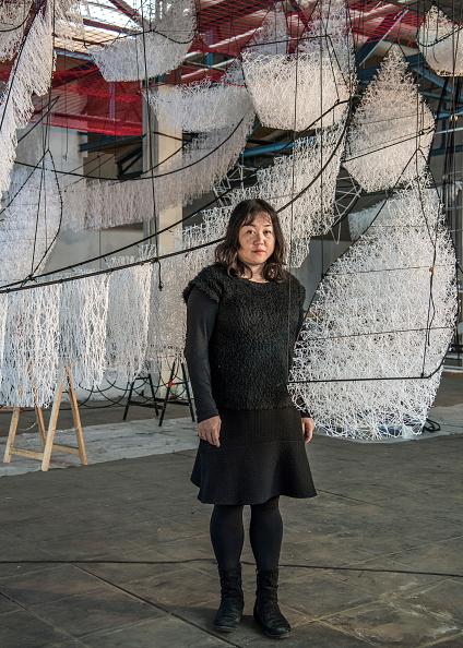 Installation Art「Chiharu Shiota」:写真・画像(6)[壁紙.com]