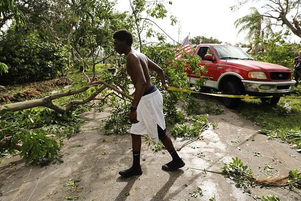 Naples - Florida「Powerful Hurricane Irma Slams Into Florida」:写真・画像(0)[壁紙.com]
