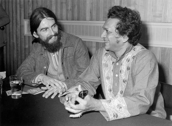 Ravi Shankar - Musician「George And Ravi」:写真・画像(16)[壁紙.com]