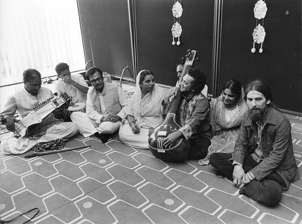 Ravi Shankar - Musician「George's Top Indians」:写真・画像(17)[壁紙.com]