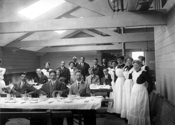 Dining Room「Titanic Testimony」:写真・画像(0)[壁紙.com]