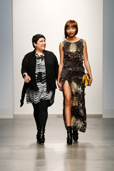 Chelsea Piers「Nolcha Fashion Week New York 2013 Presented By RUSK - Mikailee Alton」:写真・画像(8)[壁紙.com]