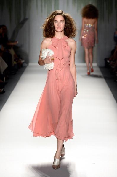 Cocktail Ring「TRESemme at Jenny Packham Mercedes-Benz Fashion Week Spring 2014 - Runway」:写真・画像(3)[壁紙.com]