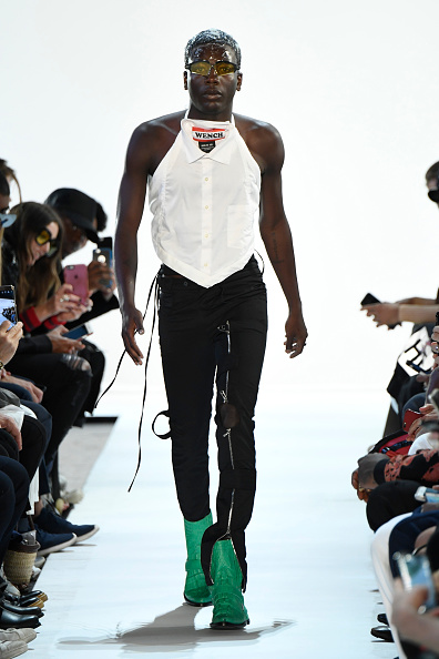 Black Color「Hood By Air - Runway - September 2016 - New York Fashion Week: The Shows」:写真・画像(16)[壁紙.com]