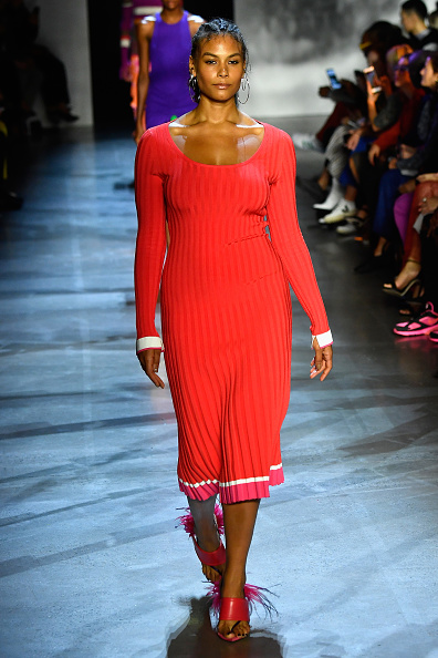 ニューヨークファッションウィーク「Prabal Gurung - Runway - September 2018 - New York Fashion Week: The Shows」:写真・画像(4)[壁紙.com]
