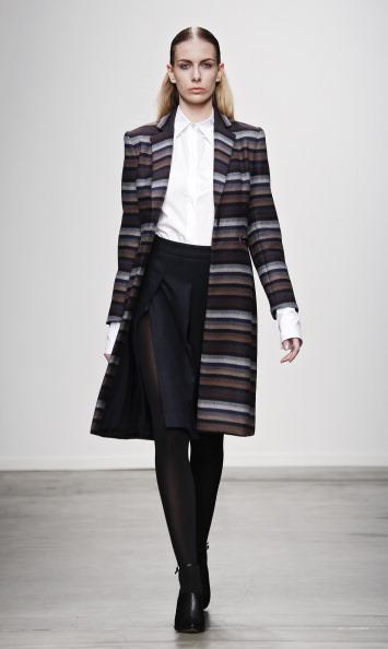 Slit - Clothing「Dree Collection - Runway - Mercedes-Benz Fashion Week Fall 2014」:写真・画像(1)[壁紙.com]