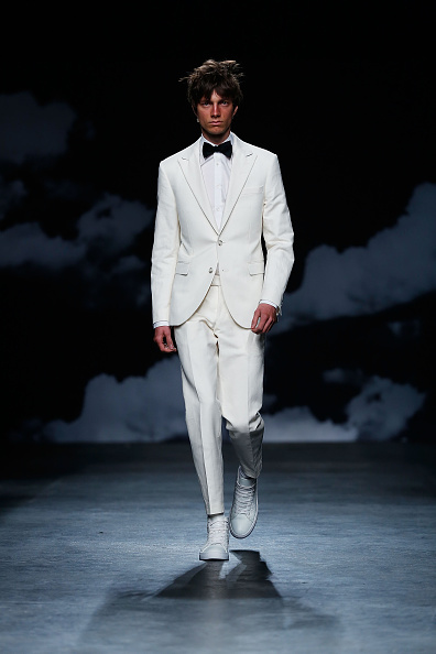 One Man Only「Tiger Of Sweden - Runway - London Collections Men SS16」:写真・画像(7)[壁紙.com]
