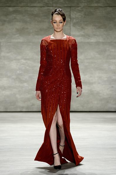 Black Shoe「Bibhu Mohapatra - Runway - Mercedes-Benz Fashion Week Fall 2015」:写真・画像(19)[壁紙.com]