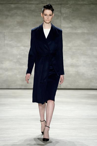 Black Shoe「Bibhu Mohapatra - Runway - Mercedes-Benz Fashion Week Fall 2015」:写真・画像(17)[壁紙.com]