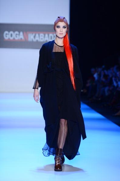 Black Coat「Goga Nikabadze - Runway - MBFWR F/W 2013」:写真・画像(14)[壁紙.com]