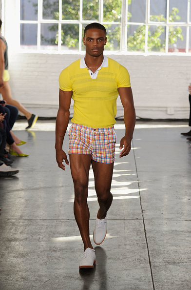 West Village「Parke & Ronen - Runway - Mercedes-Benz Fashion Week Spring 2014」:写真・画像(12)[壁紙.com]