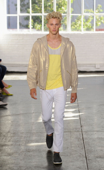 West Village「Parke & Ronen - Runway - Mercedes-Benz Fashion Week Spring 2014」:写真・画像(3)[壁紙.com]