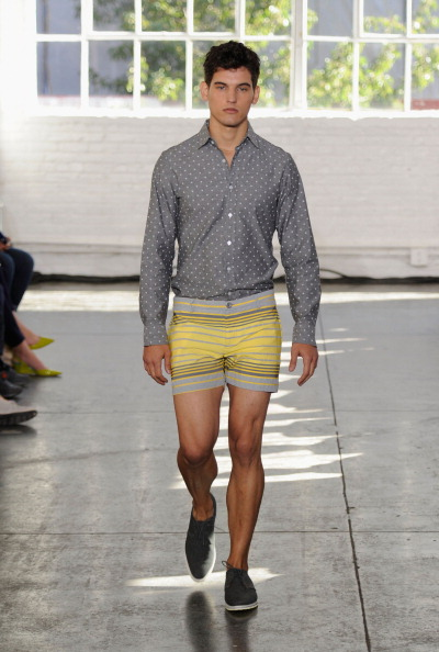 West Village「Parke & Ronen - Runway - Mercedes-Benz Fashion Week Spring 2014」:写真・画像(10)[壁紙.com]