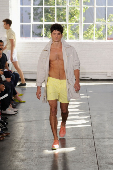 West Village「Parke & Ronen - Runway - Mercedes-Benz Fashion Week Spring 2014」:写真・画像(4)[壁紙.com]