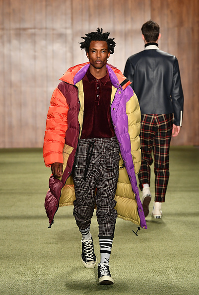 Checked Pants「Todd Snyder - Runway - New York Fashion Week: Men's」:写真・画像(16)[壁紙.com]