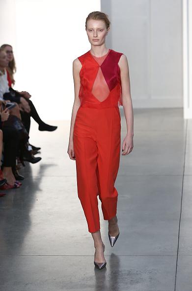 Metallic Shoe「Barbara Casasola - Runway: London Fashion Week SS14」:写真・画像(7)[壁紙.com]