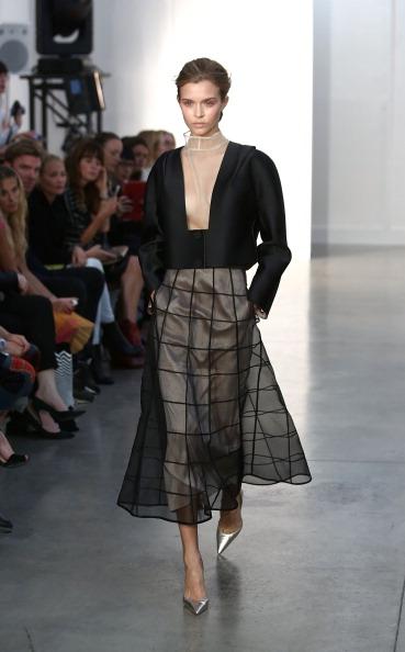 Metallic Shoe「Barbara Casasola - Runway: London Fashion Week SS14」:写真・画像(4)[壁紙.com]
