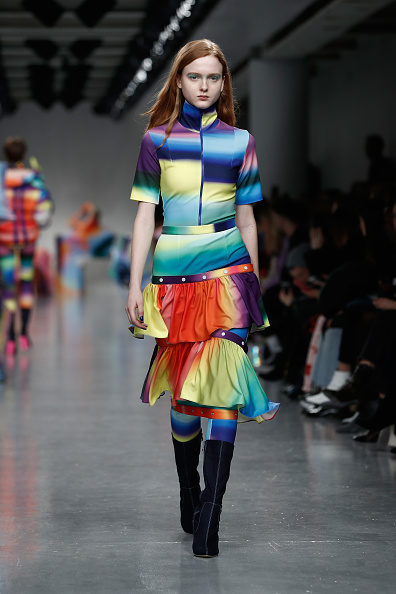 London Fashion Week「Fyodor Golan - Runway - LFW February 2017」:写真・画像(1)[壁紙.com]