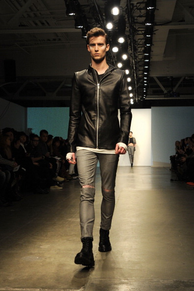 Black Jacket「ODD - Presentation - Mercedes-Benz Fashion Week Fall 2014」:写真・画像(7)[壁紙.com]