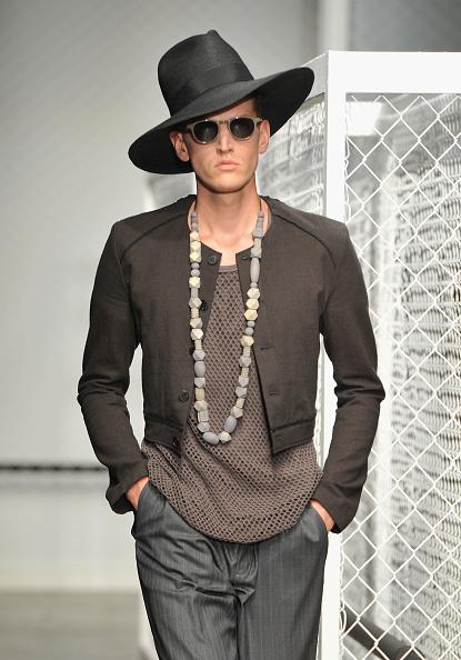 Spring Collection「Robert Geller - Runway - Spring 2012 Mercedes-Benz Fashion Week」:写真・画像(3)[壁紙.com]