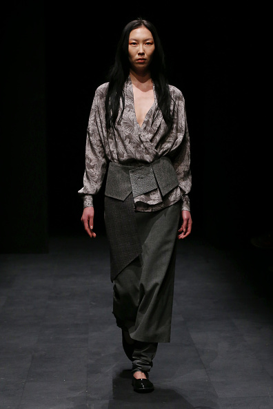 Mercedes-Benz Fashion Week「Ozlem Erkan - Runway - Mercedes-Benz Fashion Week Istanbul - March 2019」:写真・画像(15)[壁紙.com]