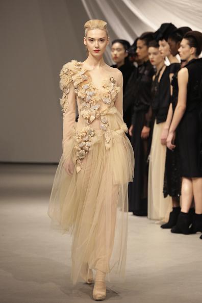 Pompadour「Augustin Teboul Show - Mercedes-Benz Fashion Week Autumn/Winter 2014/15」:写真・画像(6)[壁紙.com]