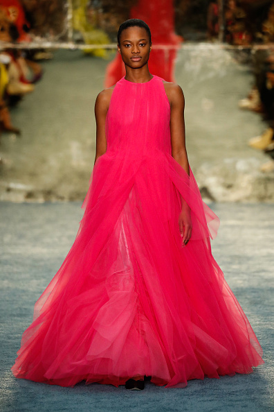 Autumn Fashion Collection「Carolina Herrera - Runway - February 2019 - New York Fashion Week」:写真・画像(18)[壁紙.com]