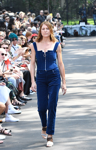 Dark Blue「Eckhaus Latta - Runway - September 2016 - New York Fashion Week」:写真・画像(3)[壁紙.com]
