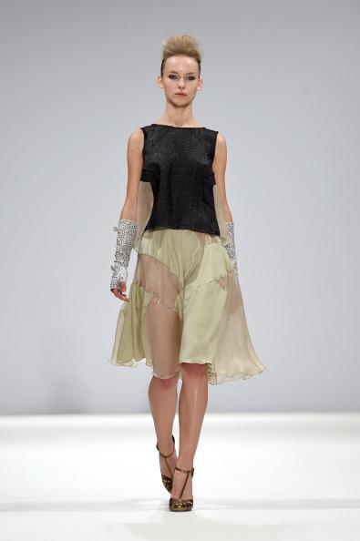 Fingerless Glove「Vita Gottlieb: Runway - London Fashion Week SS15」:写真・画像(7)[壁紙.com]
