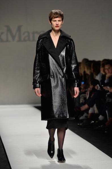 Leather Boot「Max Mara - Runway - Milan Fashion Week Womenswear Autumn/Winter 2014」:写真・画像(7)[壁紙.com]