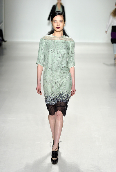 Pastel Colored「Mercedes-Benz Fashion Week Fall 2014 - Official Coverage - Best Of Runway Day 5」:写真・画像(12)[壁紙.com]
