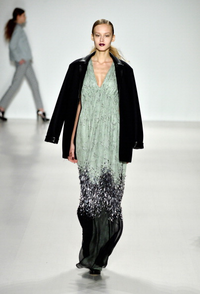 Noon by Noor「Mercedes-Benz Fashion Week Fall 2014 - Official Coverage - Best Of Runway Day 5」:写真・画像(12)[壁紙.com]