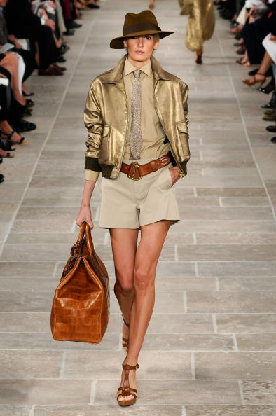 Mercedes-Benz Fashion Week「Ralph Lauren - Runway - Spring 09 MBFW」:写真・画像(6)[壁紙.com]