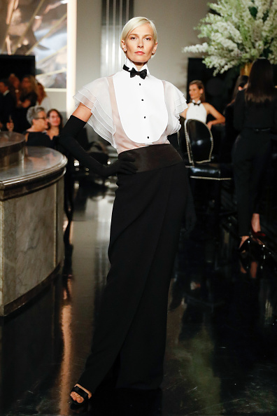 Black Glove「Ralph Lauren - Runway - September 2019 - New York Fashion Week」:写真・画像(3)[壁紙.com]