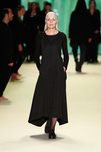 Round Neckline「Umasan Show - Mercedes-Benz Fashion Week Autumn/Winter 2014/15」:写真・画像(16)[壁紙.com]
